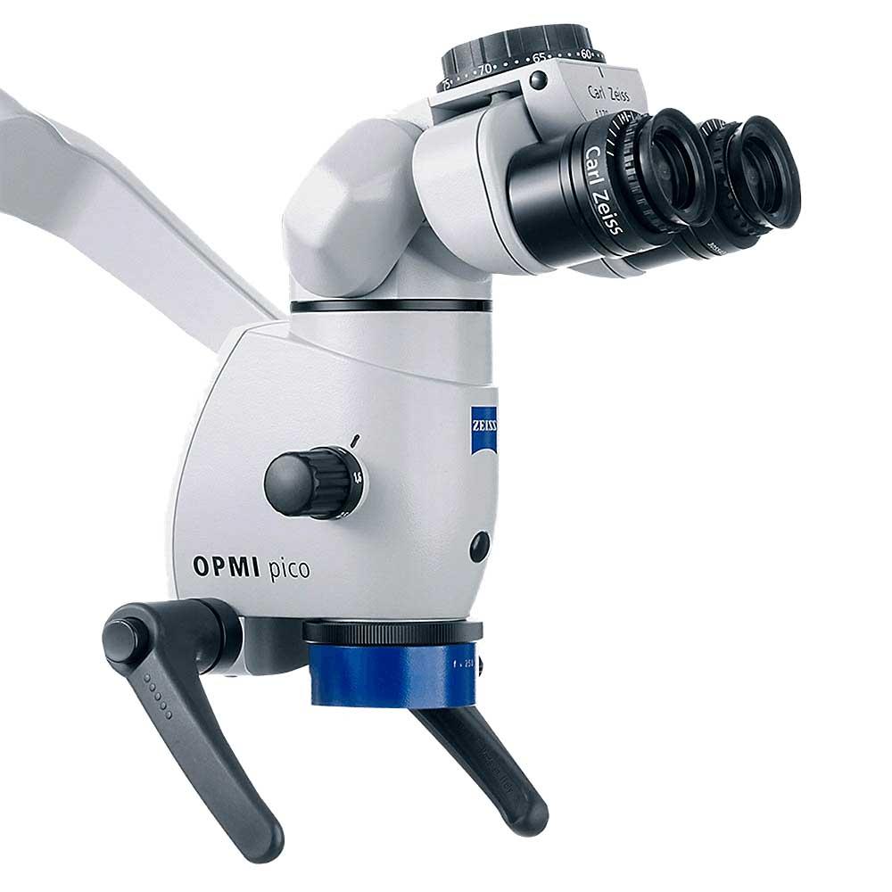 Diagnostyka stomatologiczna Mikroskop Zeiss OPMI PICO